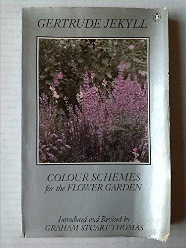 9780140466034: Colour Schemes for the Flower Garden (Penguin Handbooks)