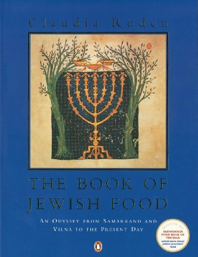 9780140466096: The Book of Jewish Food: An Odyssey from Samarkand and Vilna to the Present Day