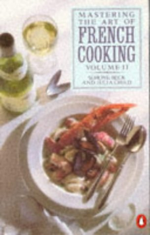 9780140467871: Mastering the Art of French Cooking, Vol. 2
