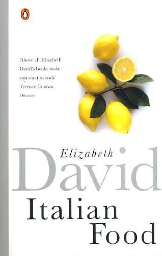 Italian Food (Cookery Library): David, Elizabeth