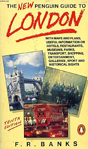 9780140468021: The New Penguin Guide to London