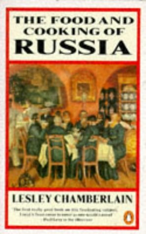 9780140468144: Food and Cooking of Russia (Cookery Library)