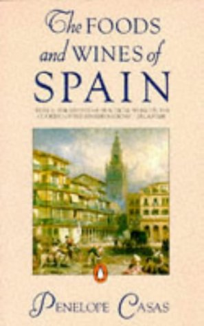 9780140468182: Foods and Wines of Spain (Country Library)