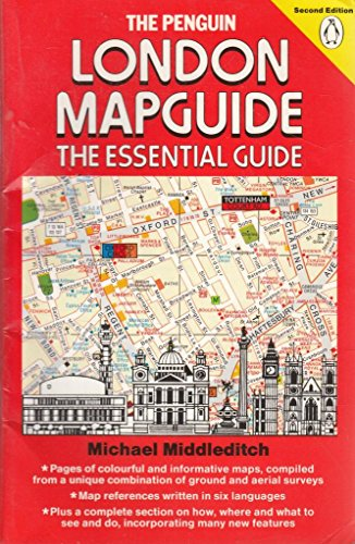 9780140468212: Penguin London Mapguide (Penguin Handbooks)