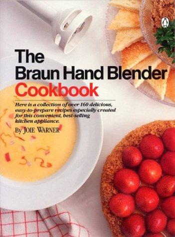 9780140468519: Braun Hand Blender Cookbook