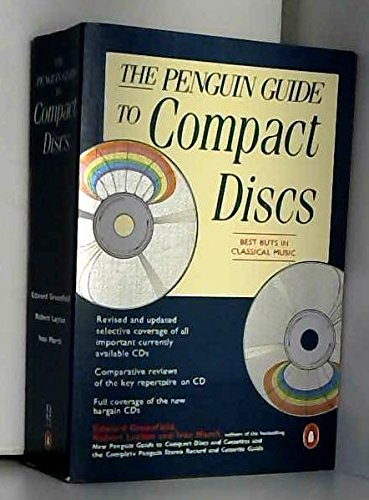 9780140468878: The Penguin Guide to Compact Discs 1991 (Penguin Handbooks)