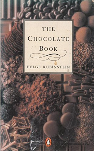 9780140468885: The Chocolate Book (Cookery Library)