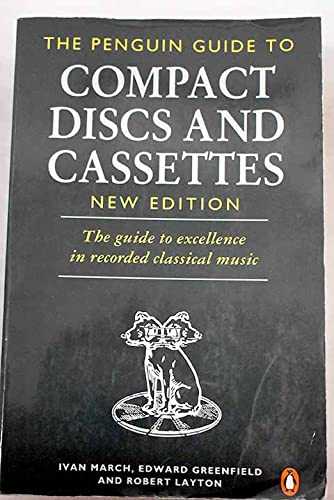 9780140469189: Penguin Guide to Compact Discs and Cassettes 1992/93 (Penguin Handbooks)
