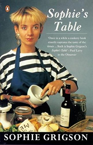 9780140469233: Sophie's Table (Penguin Cookery Library)