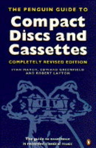 9780140469585: The Penguin Guide to Compact Discs and Cassettes 1994/95 (Penguin Handbooks)