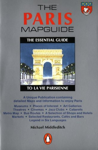 9780140469622: The Paris Mapguide