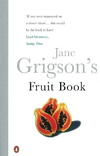 9780140469981: Fruit Book (Penguin Cookery Library)