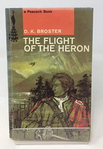 9780140470130: Flight of the Heron (Peacock Books)