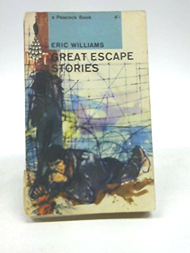 9780140470192: Great Escape Stories (Peacock Bks.)