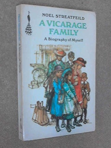 9780140470642: Vicarage Family (Peacock Books)