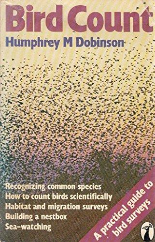 9780140470871: Bird Count: A Practical Guide to Bird Surveys