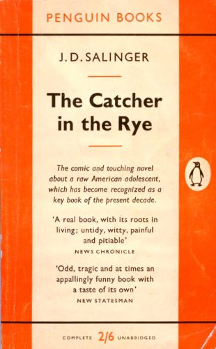 9780140470925: The Catcher in the Rye