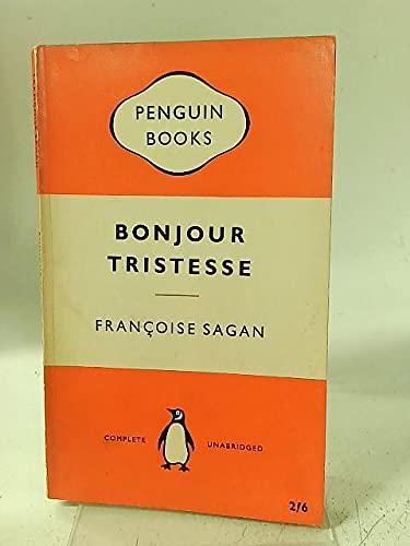 9780140471007: Bonjour tristesse (Peacock books)