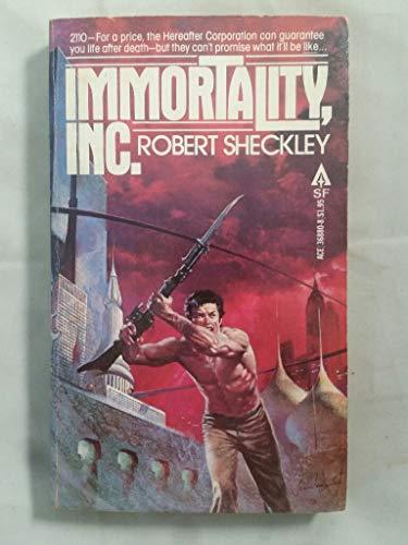 9780140471380: Immortality Inc. (Peacock Books)