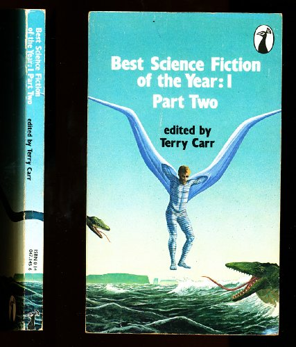 9780140471458: Best Science Fiction of the Year: 1, Part Two