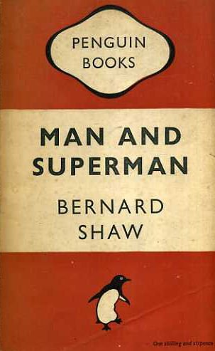 9780140480061: Man and Superman: A Comedy and Philosophy (Penguin Plays Series)