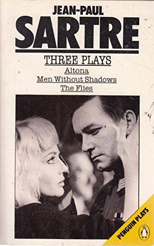 9780140480146: Three Plays: Altona, Men without Shadows AND Flies
