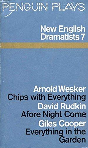 9780140480757: New English Dramatists: No. 12