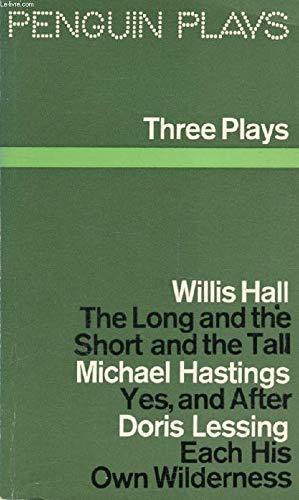9780140480801: Three Plays