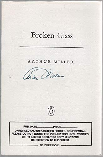 9780140480955: Broken Glass (Plays, Penguin)