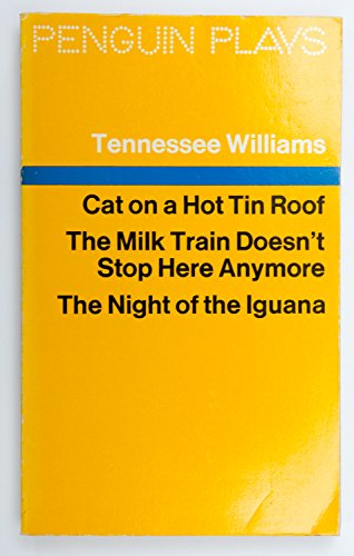 9780140481303: Cat on a Hot Tin Roof (Penguin plays)