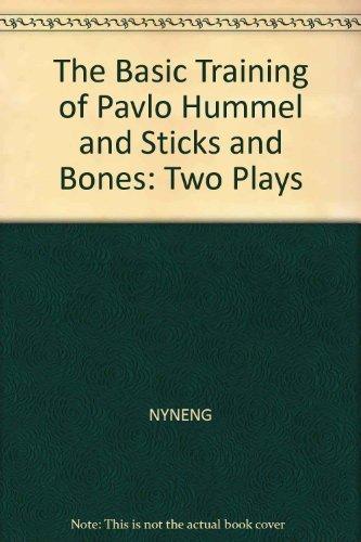 9780140481372: Basic Training of Pavlo Hummel and Sticks and Bones (Penguin Plays)