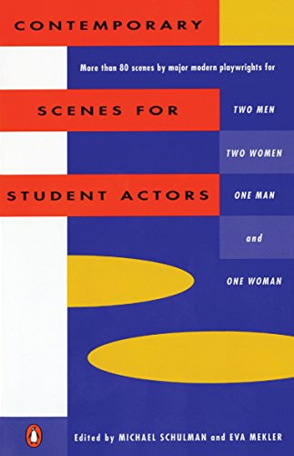9780140481532: Contemporary Scenes for Student Actors