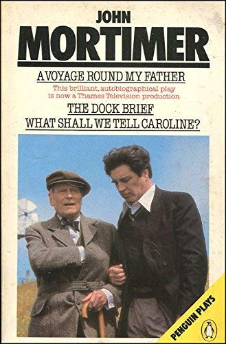 9780140481693: A Voyage Round My Father (Penguin Plays)