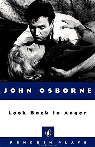 Look Back in Anger (Penguin Plays): John Osborne