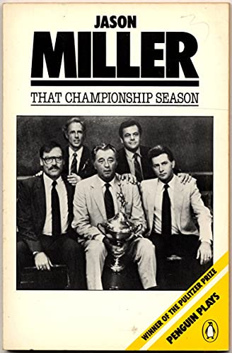 9780140481822: That Championship Season