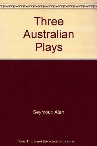 9780140482065: Three Australian Plays