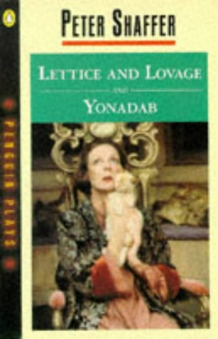 9780140482188: Lettice And Lovage & Yonadab (Penguin plays & screenplays)