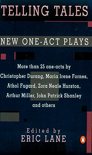 9780140482379: Telling Tales: New One-Act Plays