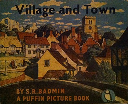 9780140490169: Village and Town (Puffin Picture Books)