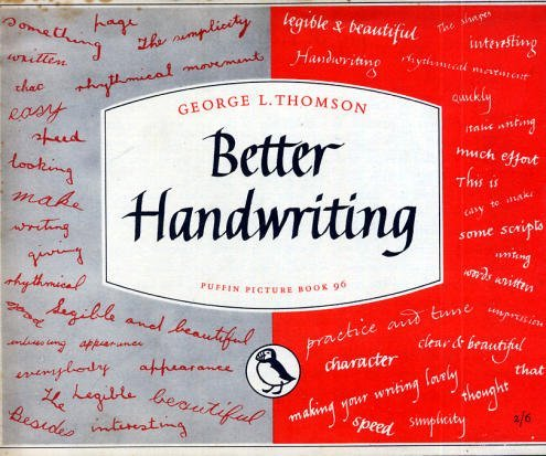 9780140490961: Better Handwriting (Puffin Picture Books)