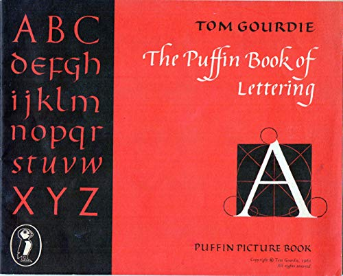 9780140491173: The Puffin Book of Lettering (Puffin Picture Books)
