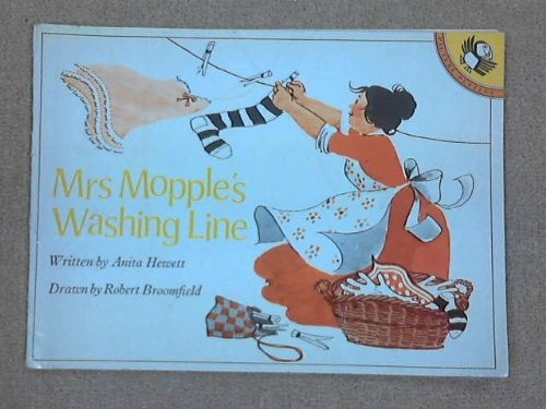 9780140500288: Mrs. Mopple's Washing Line (Puffin Picture Books)