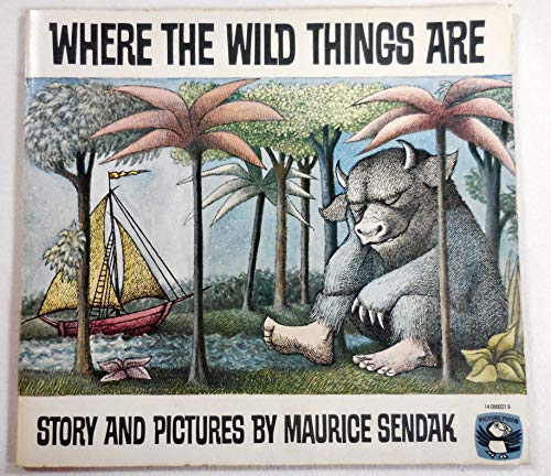9780140500318: Where the Wild Things Are (Puffin Picture Books)