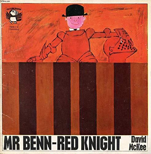 9780140500332: Mr. Benn Red Knight (Puffin Picture Books)