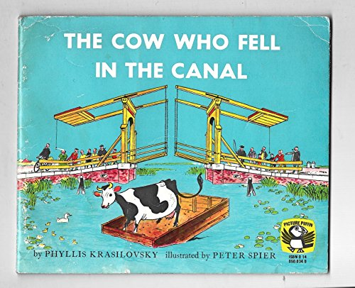 9780140500349: The Cow Who Fell in the Canal (Puffin Picture Books)