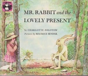 9780140500370: MR. RABBIT AND THE LOVELY PRESENT (PUFFIN PICTURE BOOKS)