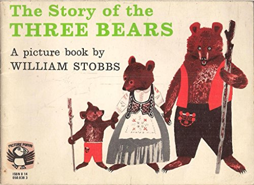 9780140500387: Story of the Three Bears (Puffin Picture Books)