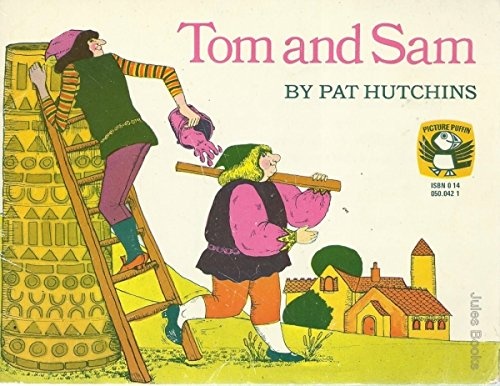 9780140500424: Tom and Sam (Picture Puffin)