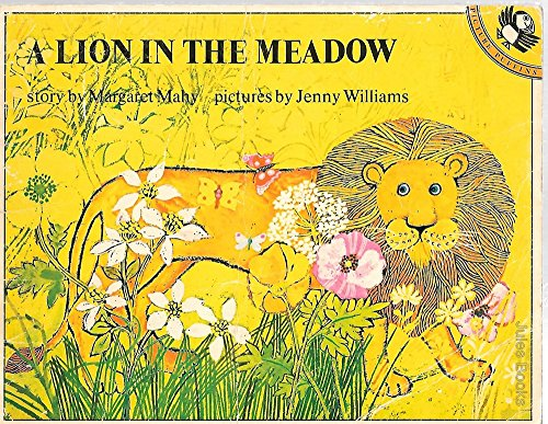 9780140500431: A Lion in the Meadow (Puffin Picture Books)