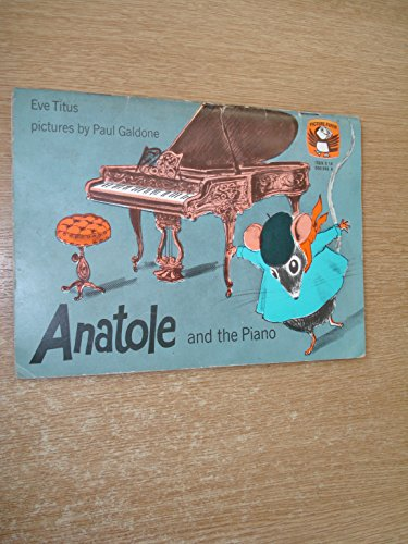9780140500462: Anatole and the Piano (Puffin Picture Books)